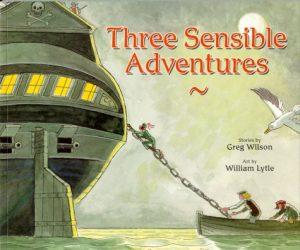 Baixar Three sensible adventures pdf, epub, ebook