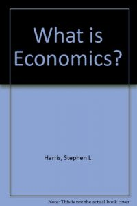 Baixar What is economics? pdf, epub, eBook