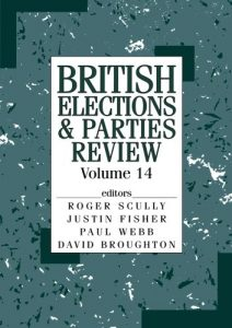 Baixar British elections and parties review pdf, epub, eBook
