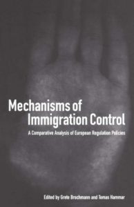 Baixar Mechanisms of immigration control pdf, epub, eBook