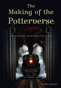 Baixar Making of the potterverse, the pdf, epub, ebook