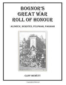 Baixar Bognors great war roll of honour pdf, epub, eBook