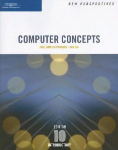 Baixar New perspectives on computer concepts, introductor pdf, epub, eBook