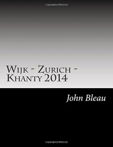 Baixar Wijk – zurich – khanty 2014 pdf, epub, ebook