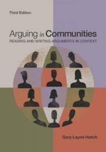 Baixar Arguing in communities pdf, epub, ebook