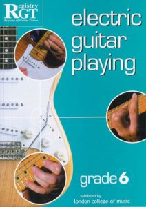 Baixar Rgt – electric guitar playing – grade 6 pdf, epub, eBook