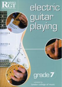 Baixar Rgt – electric guitar playing – grade 7 pdf, epub, eBook
