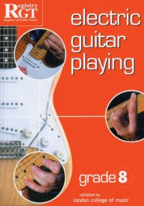 Baixar Rgt – electric guitar playing – grade 8 pdf, epub, eBook