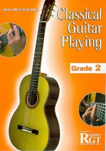 Baixar Classical guitar playing, grade 2 pdf, epub, eBook