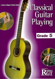 Baixar Classical guitar playing, grade 5 pdf, epub, eBook