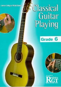 Baixar Classical guitar playing, grade 6 pdf, epub, eBook
