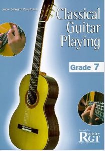 Baixar Classical guitar playing, grade 7 pdf, epub, eBook