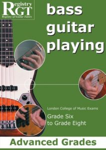 Baixar Bass guitar playing, grades 6 to 8 advanced pdf, epub, eBook