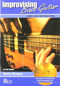 Baixar Improvising bass guitar, early stages pdf, epub, eBook