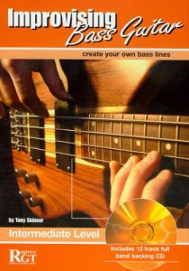 Baixar Improvising bass guitar, intermediate pdf, epub, eBook