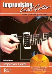Baixar Rgt – improvising lead guitar – improver level pdf, epub, ebook