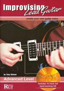 Baixar Rgt – improvising lead guitar – advanced pdf, epub, ebook