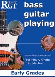 Baixar Bass guitar playing, early grades pdf, epub, ebook