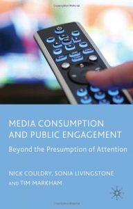 Baixar Media consumption and public engagement pdf, epub, ebook