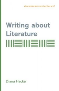 Baixar Writing about literature pdf, epub, ebook