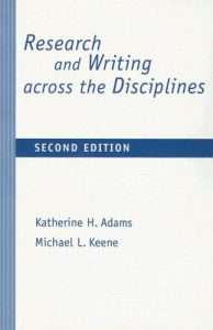 Baixar Research across the disciplines pdf, epub, ebook