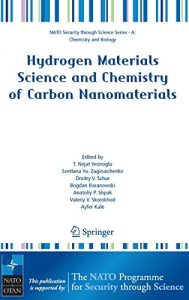 Baixar Hydrogen materials science and chemistry of carbon pdf, epub, ebook