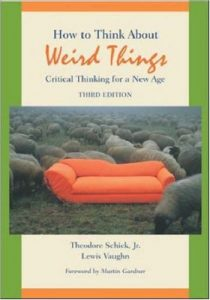 Baixar How to think about weird things pdf, epub, eBook