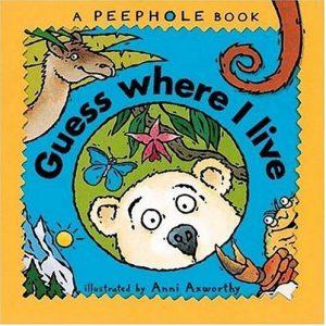 Baixar Guess where i live – a peephole book pdf, epub, ebook