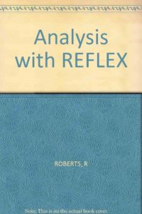 Baixar Analysis with reflex pdf, epub, ebook