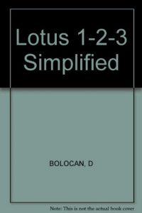 Baixar Lotus 1-2-3 simplified pdf, epub, eBook