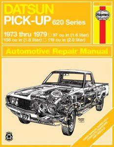 Baixar Datsun pick-up owners workshop manual, 1973-1979 pdf, epub, ebook