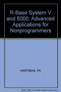 Baixar R, base system v and 5000 : advanced applications pdf, epub, ebook