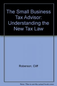 Baixar Small business tax advisor, the pdf, epub, eBook