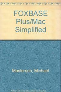 Baixar Foxbase + : mac simplified pdf, epub, ebook