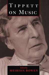 Baixar Tippett on music pdf, epub, eBook
