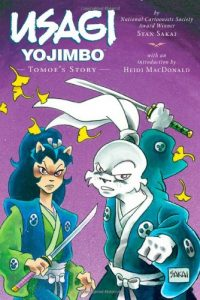 Baixar Usagi yojimbo, v.22 – tomoe's story pdf, epub, eBook