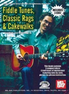 Baixar Fiddle tunes, classic rags & cakewalks pdf, epub, ebook