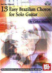 Baixar 13 easy brazilian choros for solo guitar pdf, epub, ebook