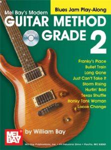 Baixar Modern guitar method grade 2- blues jam play-along pdf, epub, ebook