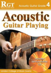 Baixar Acoustic guitar playing, grade 4 pdf, epub, ebook
