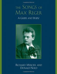 Baixar Songs of max reger, the pdf, epub, ebook
