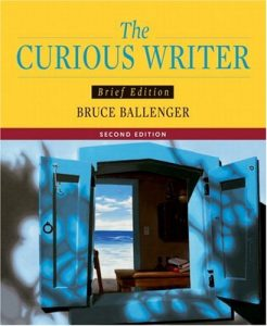 Baixar Curious writer, the pdf, epub, ebook
