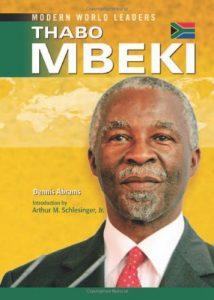Baixar Thabo mbeki pdf, epub, ebook