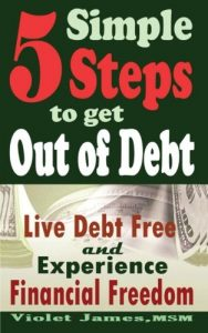Baixar 5 simple steps to get out of debt pdf, epub, eBook