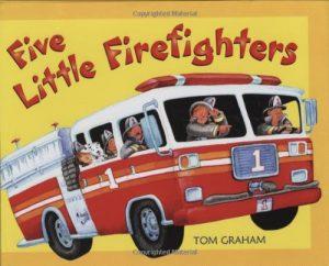 Baixar Five little firefighters pdf, epub, ebook