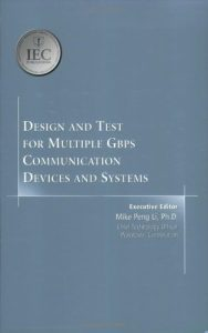Baixar Design and test for multiple gbps communication de pdf, epub, eBook