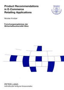 Baixar Product recommendations in e-commerce retailing ap pdf, epub, eBook