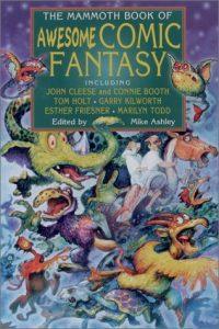 Baixar Mammoth book of awesome comic fantasy pdf, epub, eBook