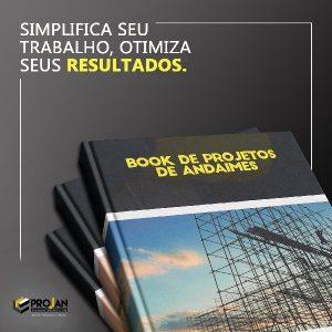 Baixar BOOK de Projetos de Andaimes com memorial de cálculo, lista de material e ART. pdf, epub, ebook