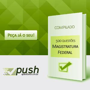 Baixar Magistratura Federal – 500 Questões e Quadro Estatístico pdf, epub, eBook